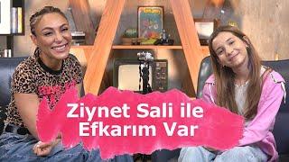 Efkarım Var Cover / Ziynet Sali & Ecrin Su Çoban Resimi