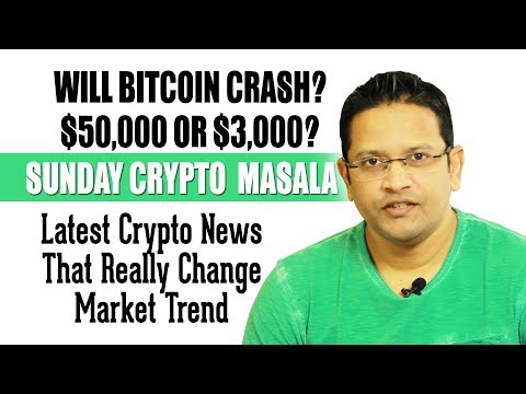 BULL vs BEAR - Where Bitcoin will go $50,000 or $3,000? Latest Crypto News That Change Market Trend