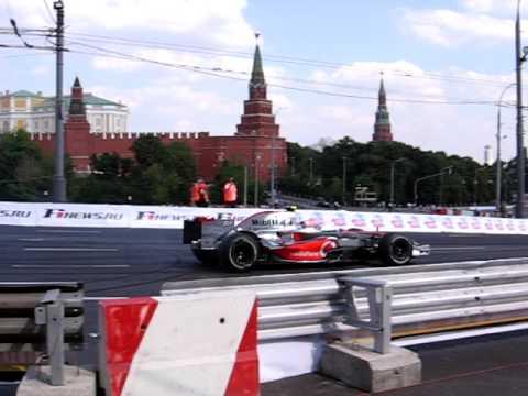 Формула 1 Москва 2009