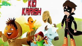 Kid Krrish Full Movie   Mystery in Mongolia   Full Movie in Hindi   Hindi Cartoons For Children