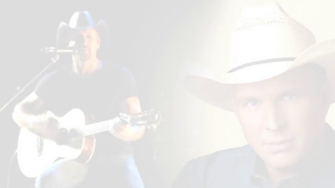 Garth Brooks - Much too young - YouTube