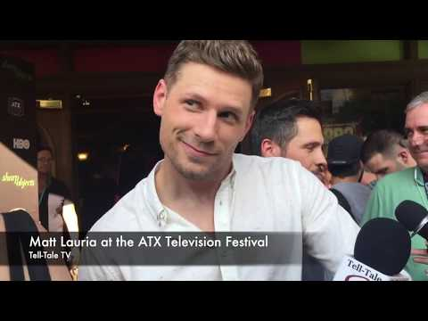 Matt Lauria Recalls Auditioning for 'Friday Night Lights' During the ATX Television Festival