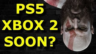 WHEN Will We See the Ps5 and Xbox Two REVEALED? - Leak Rant