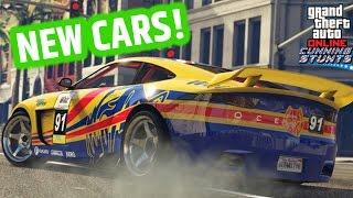 GTA 5 CUNNING STUNTS NEW CARS ( GTA 5 FUNNY MOMENTS )