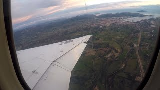 GoPro: Meridiana McDonnell Douglas MD-82 Take Off from Olbia Airport