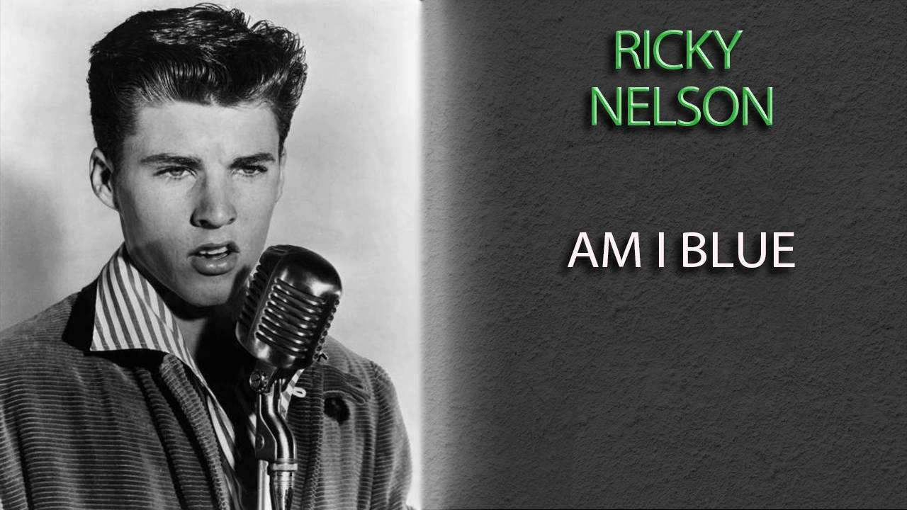 ricky-nelson-am-i-blue-music-legends-book