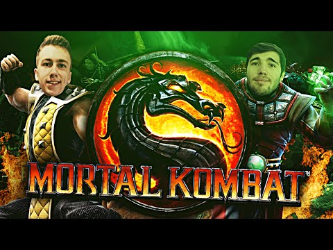 MORTAL KOMBAT X With Josh