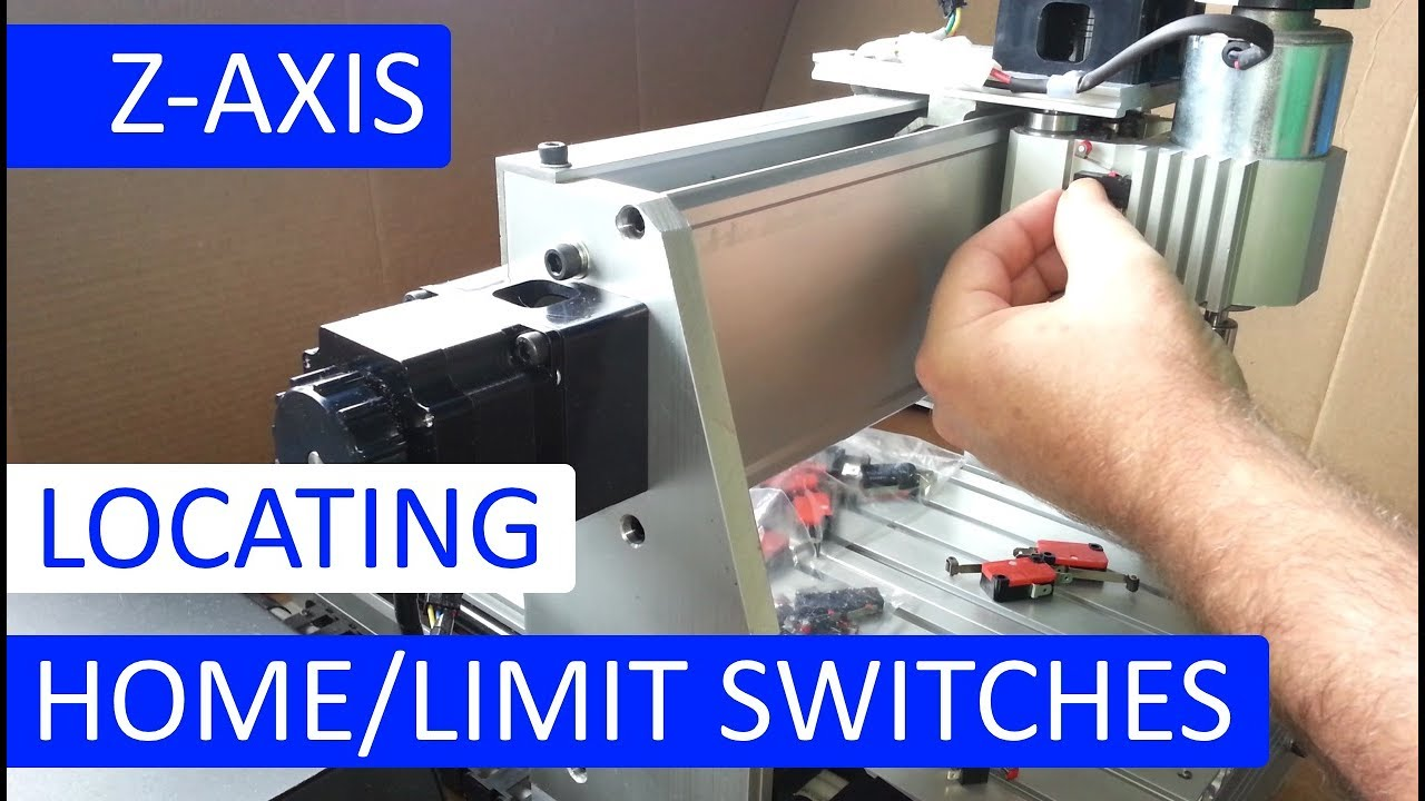 How To Wire Limit Switches For 3040 Wiring Diagrams 12 Volt Dc Switch Diagram Cnc 3020t Z Axis Home Placement Building A Multi Rh Youtube Com Exhaust Fan 277v 120v Tie