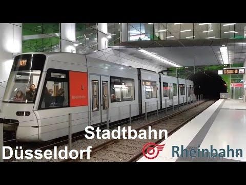 Rheinbahn Stadtbahn Düsseldorf - Trams in Düsseldorf