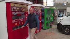 Coronavirus : à Jeumont, le succès des distributeurs de masques