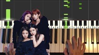 BLACKPINK - Kill This Love (Piano Tutorial Lesson) Video