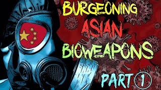 Burgeoning Asian Bio Weapons Part 1: From Japan in WWII to China Presently - Hive Mind