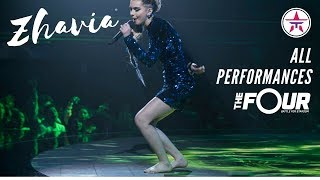 ZHAVIA All Performances On The Four The Four Season 1