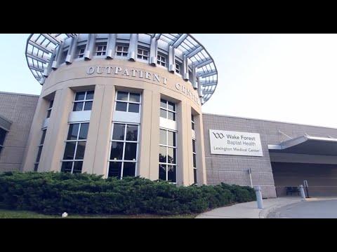 Welcome to Lexington Medical Center in Davidson County, North Carolina