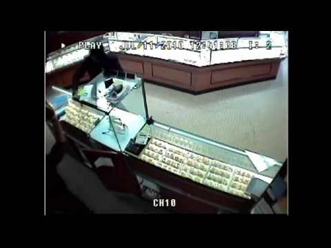 Armed Robbery of Jewelry Store in Rockville, Maryland