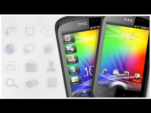 HTC Explorer - A simply intuitive phone