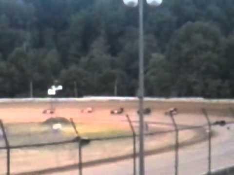 Modlite Heat Race @ Tyler County Speedway