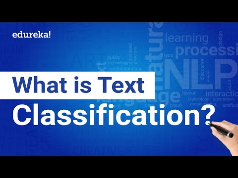 Text Classification Explained | Sentiment Analysis Example | Deep Learning Applications | Edureka
