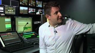 BBC News HD new studio and a brief history of TV news