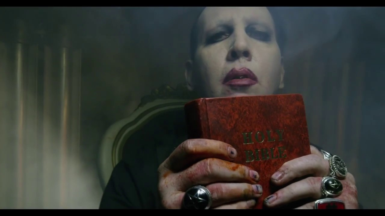 marilyn manson say10 video preview youtube. Black Bedroom Furniture Sets. Home Design Ideas