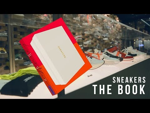 PRESENTEDBY Presents SNEAKERS THE BOOK U.K LAUNCH EVENT  - Crep Protect