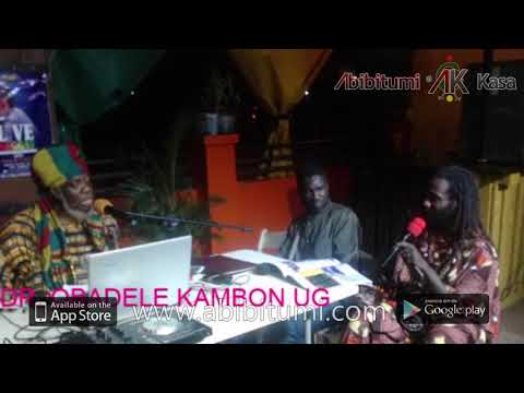 [Clear Audio] Mutabaruka Interviews Dr. Ọbádélé Kambon on 400 years and Year of Return