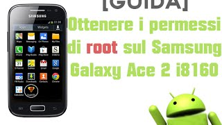 Video ROOT Samsung Galaxy ACE 2 (GT-i8160) Jelly Bean 4.1.2 download MP3, 3GP, MP4, WEBM, AVI, FLV Maret 2018