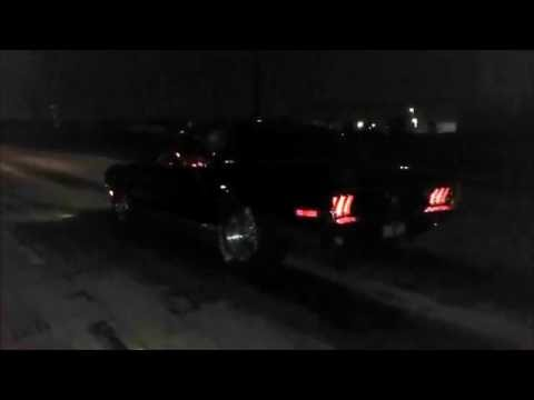68 Mustang Mexico Testing/ video credit Dianna Black