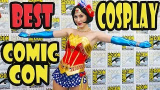 San Diego Comic-Con 2017 Best Cosplay