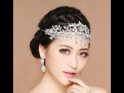 Model Gaya Rambut Menawan Untuk Pengantin Dan Wedding Pesta Youtube