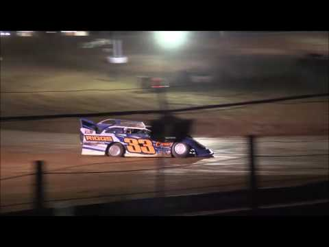AMRA/STARS Late Model B-Main #2 from Skyline Speedway, October 7th, 2016.