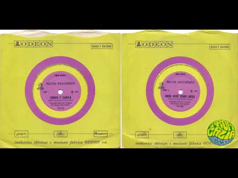 MILTON NASCIMENTO - Compacto ODEON (p) 1971.