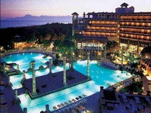 Xanadu Resort Hotel, Belek, Antalya, Turkey (September 2013)