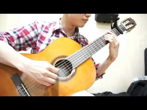Thằng Cuội (Tôi thấy hoa vàng trên cỏ xanh OST)- Classical Guitar Solo