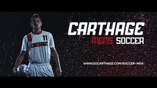 Carthage College Men's Soccer Feature Video