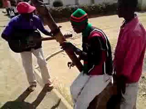 The Blind Buskers of Lusaka