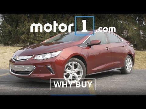 2016 Chevrolet Volt Premier | Why Buy?