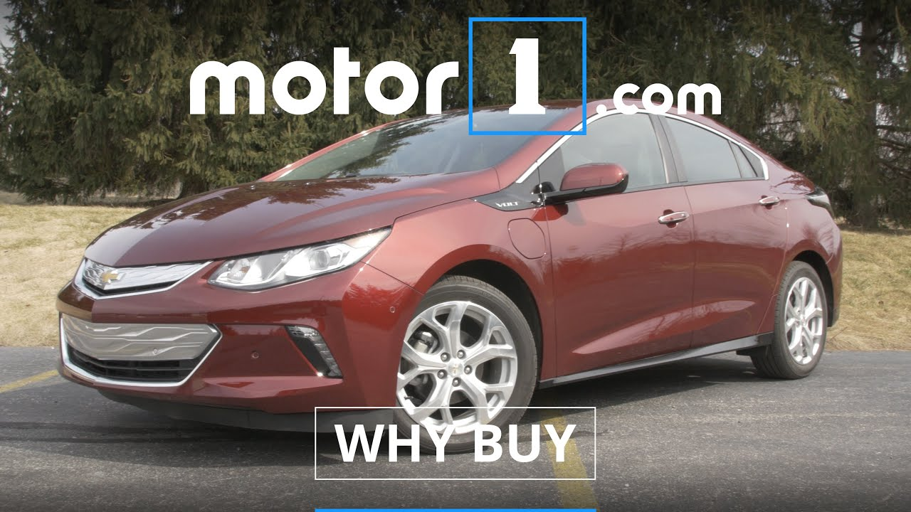 2016 Chevrolet Volt Premier Review