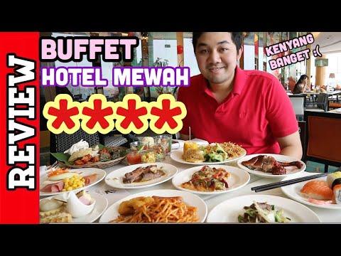 MAKAN BUFFET MEWAH DI HOTEL BINTANG 4 JAKARTA