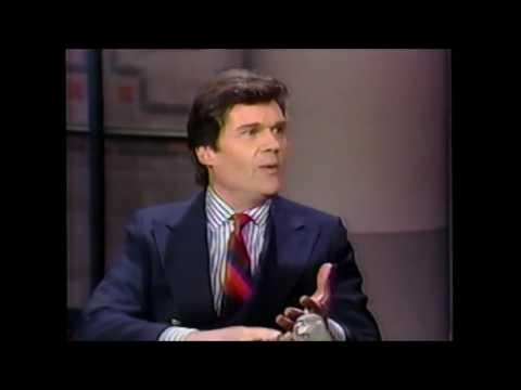 Fred Willard on Letterman  02091987