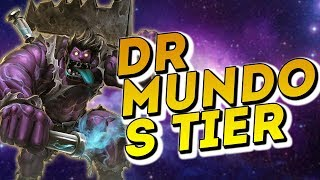 Dr Mundo NEEDS a Lead to Carry - #1 Most Requested Coach