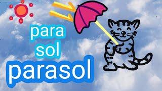 파라솔 그리기로 영어단어 쉽게 외우기 #7 Paraso…