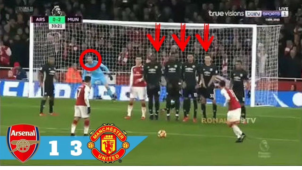Download Arsenal vs Manchester United 1- 3 || All Goal & Highlight Extended (EPL)