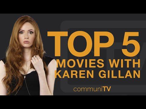 TOP 5: Karen Gillan Movies (Without Avengers)