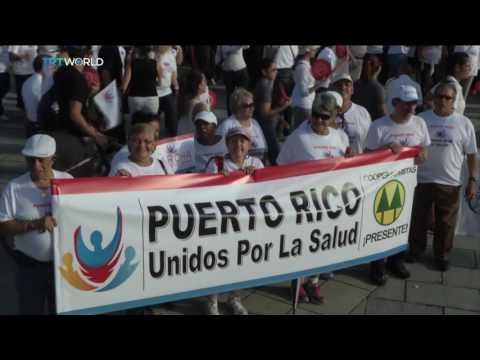 Money Talks: Puerto Rico's debt impact on healthcare, Charlotte Dubenskij reports