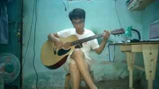 Chim Trắng Mồ Côi (cover guitar)
