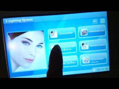 Elos аппарат 3s обзор от Medlaser.net