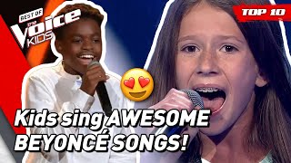 Baixar TOP 10 | Beautiful BEYONCÉ songs covered in The Voice Kids! 😍