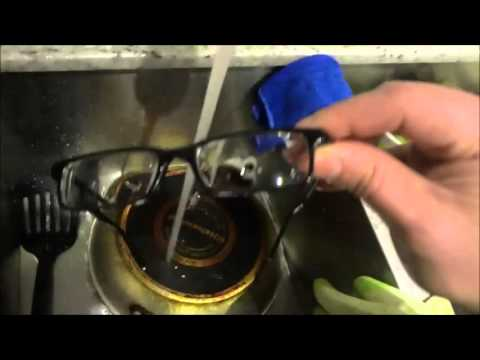 How To Clean Eyeglasses With Soap And Water (Tutorial)