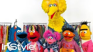 Sesame Street Celebrates 50th Anniversary With InStyle Covers | InStyle